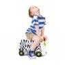 Trunki детский чемодан на колесиках Зебра Зимба 0264