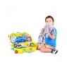 Trunki детский чемодан на колесиках Жираф Джери 0265