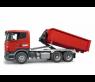 Контейнеровоз Bruder Scania 03522