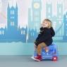 Trunki детский чемодан на колесиках Медвежонок Паддингтон 0317