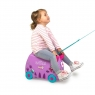 Trunki детский чемодан на колесиках Котенок Кэйзи 0322
