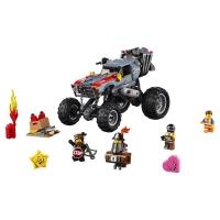 Лего 70829 Побег Эммета и Дикарки на багги Lego Movie