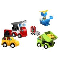 Лего 10886 Мои первые машинки Lego Duplo