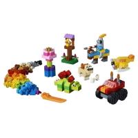 Лего 11002 Базовый набор кубиков Lego Classic