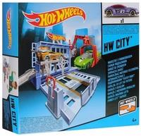 Игровой набор Hot Wheels Гараж-подъемник