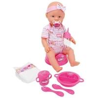 Кукла Simba New Born Младенец с аксессуарами девочка 10 5039005