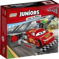 Lego Juniors 10730 Устройство для запуска Молнии МакКуина