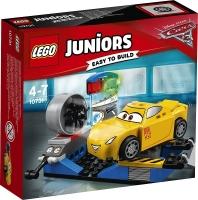 Lego Juniors 10731 Гоночный тренажёр Крус Рамирес