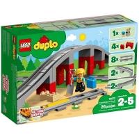 Lego 10872 Мост и железнодорожные пути