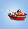 Лего 60213 Пожар в порту Lego City