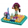 Лего 41354 Шкатулка-сердечко Андреа Lego Friends