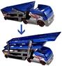 Автовоз Hot Wheels Turbo Hauler