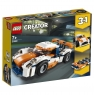 Лего 31089 Гоночный автомобиль Оранжевый Lego Creator