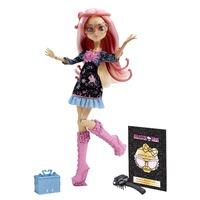 Кукла Monster High Вайперина Горгон Страх, Камера, Мотор BLX23