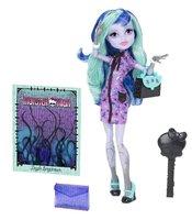 Кукла Monster High Твайла Новый Скарместр BJM66