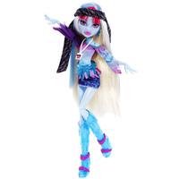 Кукла Monster High Эбби Боминейбл Музыкальный фестиваль Y7695