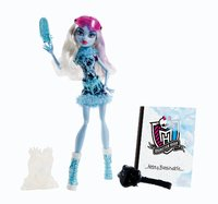 Кукла Monster High Эбби Боминейбл Арт класс BDF13