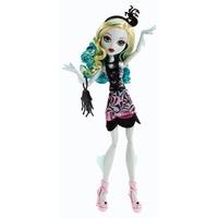Кукла Monster High Лагуна Блю Страх, Камера, Мотор BDF24