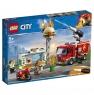 Лего 60214 Пожар в бургер-кафе Lego City
