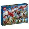Лего 60217 Пожарный самолёт Lego City