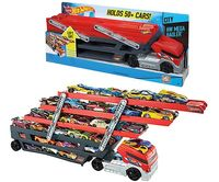 Автовоз Hot Wheels на 50 машинок (Хот Вилс) CKC09