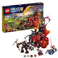 Джестро-мобиль Лего Нексо Найтс 70316