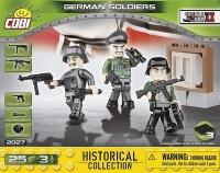Фигурки немецких солдат Коби Cobi 2027
