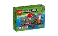 Лего 21129 Грибной остров Lego Minecraft