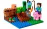 Лего 21138 Бахчевая ферма Lego Minecraft