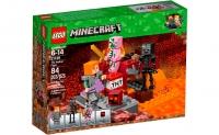 Лего 21139 Битва в Нижнем мире Lego Minecraft