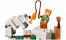 Лего 21142 Полярное иглу Lego Minecraft