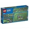 Лего 60238 Железнодорожные стрелки Lego City