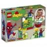 Лего 10893 Человек-паук против Электро Lego Duplo