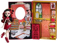 Кукла Ever After High Лиззи Хартс Несдержанная весна CDM54