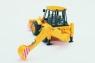 Экскаватор–погрузчик колёсный Bruder JCB 4CX 02428