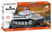 Коби Танк Немецкий Тигр 1 Cobi 3000B