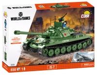 Коби Танк Советский ИС-7 Cobi 3038