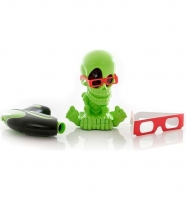 Тир проекционный 3D Джонни-Черепок с бластером 3053