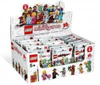 Случайная минифигура Lego 8827 из 6 серии
