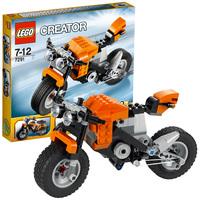 Лего Креатор Уличный мятеж Lego Creator 7291