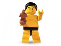 Минифигурка 3-й выпуск Борец сумо