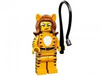 Минифигурка 14-й выпуск-Женщина-тигрица