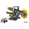 Lego Technic 42055 Роторный экскаватор