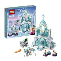 Волшебный ледяной замок Эльзы