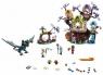 Lego Elves 41196 Нападение летучих мышей на Дерево эльфийских звёзд