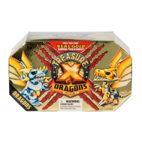 Набор Treasure X Золото драконов, дракон и сокровище 41508