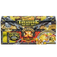 Мега набор Treasure X Золото драконов 41511