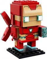 Lego BrickHeadz 41604 Железный человек