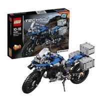 Lego 42063 Приключения на BMW R1200 GS