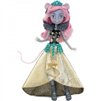 Кукла Monster High Мауседес Кинг Бу Йорк CHW61